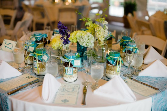 Cookie Jar Mix Tablescape