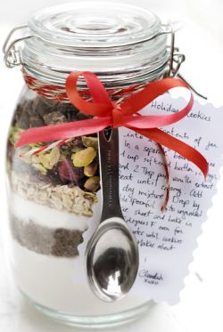 Personalized Cookie Jar Mix