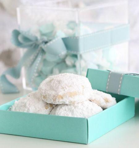 Danish Wedding Cookie Packaging