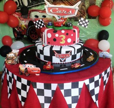 Disney Cars Birthday