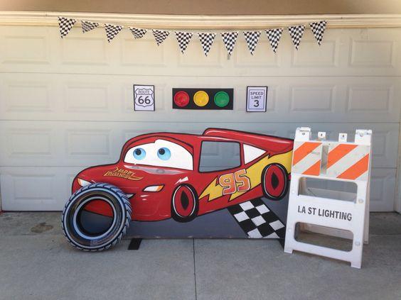Disney Cars Birthday