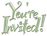 Favor Wedding Invite
