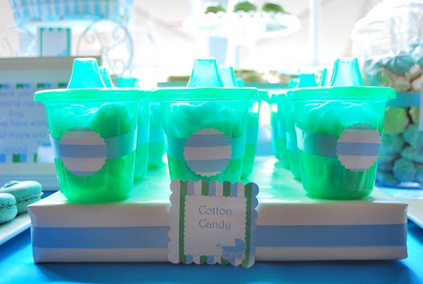 1st Boy Birthday Sippy Cup Favors