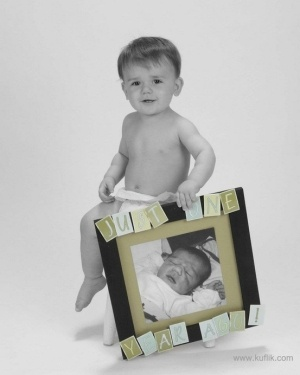 First Birthday Keepsakes Adorable One Year Old Boy Photo Session Gift Ideas