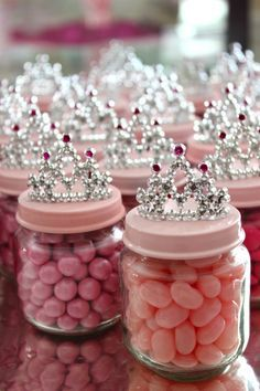 First Girl Birthday Candy Favors