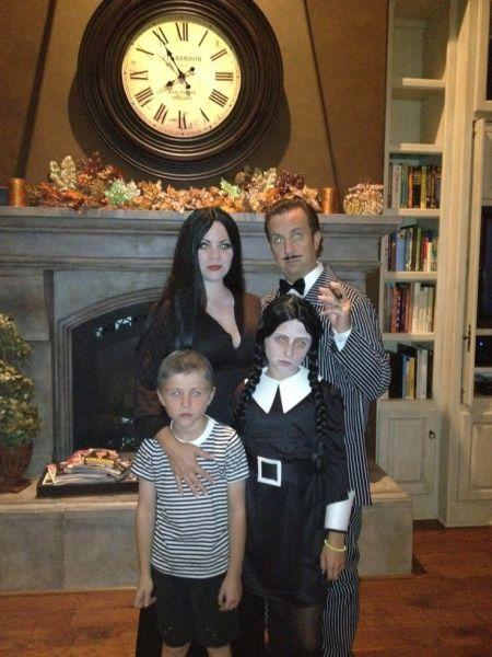 The Adams Family Halloween Costume Ideas