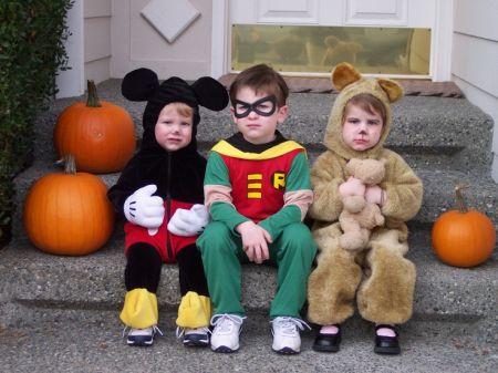 Kid Halloween Costume Ideas