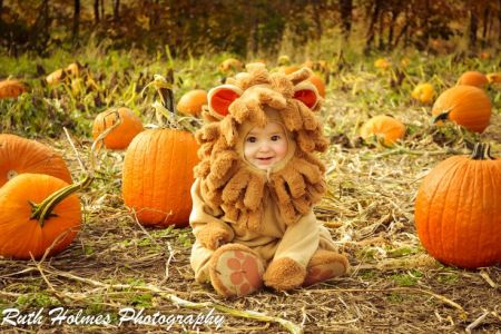Toddler Lion Halloween Costume