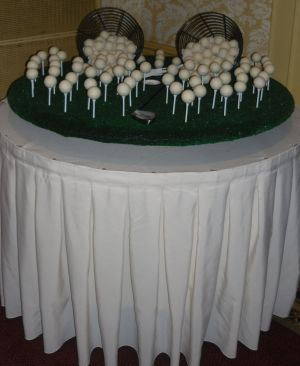 Right On Course Golf Themed Wedding Favors