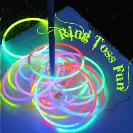 Ring Toss Halloween Kids Games