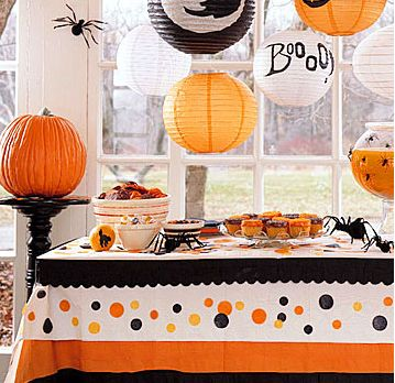 Frightful Halloween Decoration Ideas