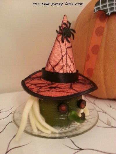 Halloween Party Food Witch Pepper