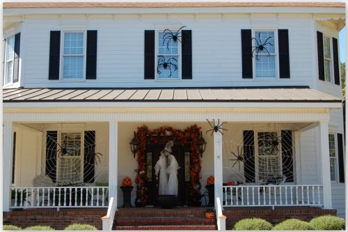 Hometown Haunted House