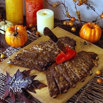 Halloween Dinner Party Ideas.Halloween Party Food