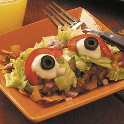 Eye Popping Halloween Party Food