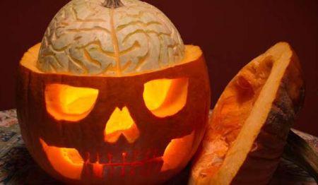 Brainy Halloween Pumpkin Carving Ideas