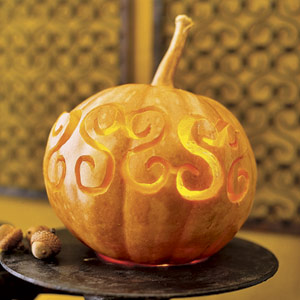 Sophisticated Halloween Pumpkin Carving Ideas