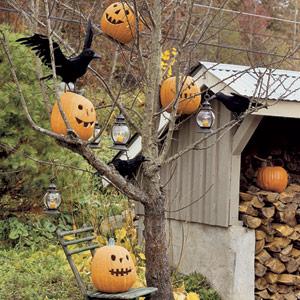 Eerie Halloween Pumpkin Carving Ideas