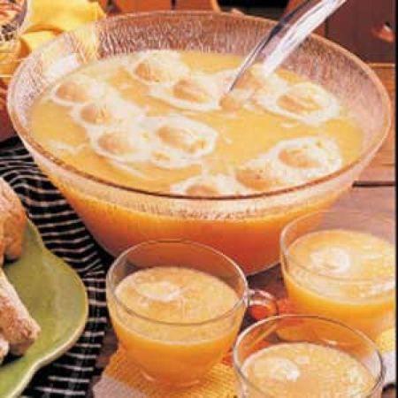 halloween-orange-sherbet-punch