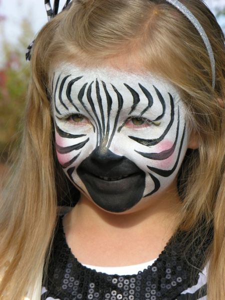 Face Paint Safety Tip