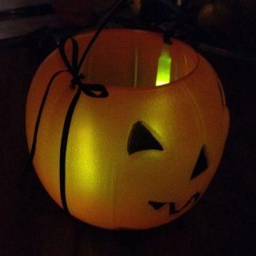 Halloween Pumpkin Safety Tip