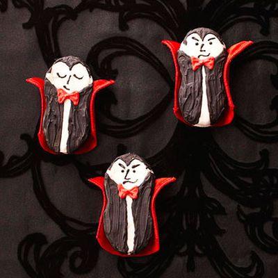 Halloween Nutter Butter Vampires
