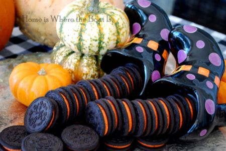 Oreo Halloween Snacks