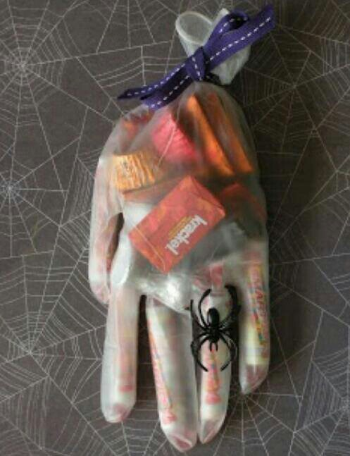 Handy Halloween Treats For Kids