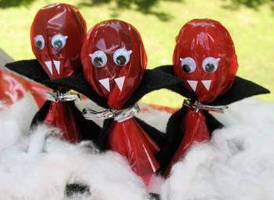 Halloween Vampire Suckers