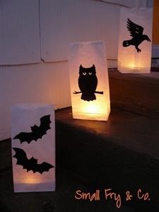 Easy Halloween Yard Decorations