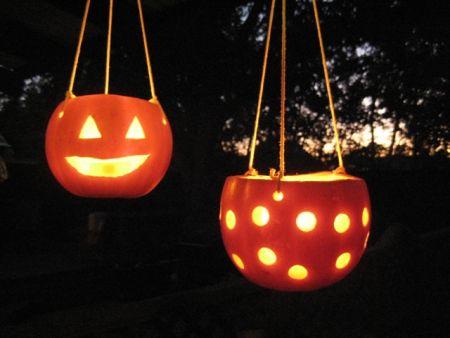Pumpkin Halloween Yard Decorations