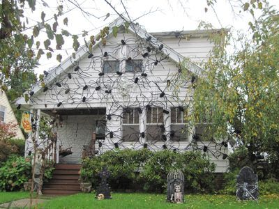 halloween yard decorations - Scary Halloween Yard Decorating Ideas