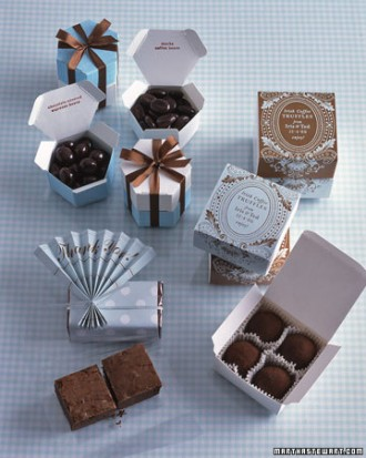 Chocolate Wedding Favors.Handmade Chocolate Wedding Favors