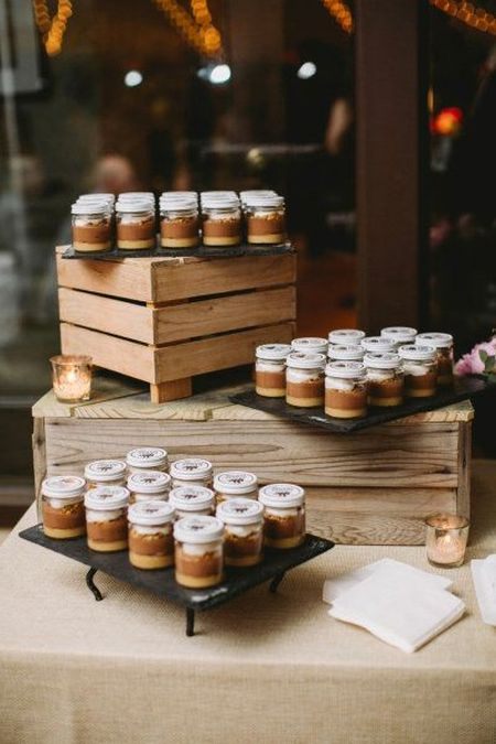 Dessert Idea For Homemade Wedding Favors