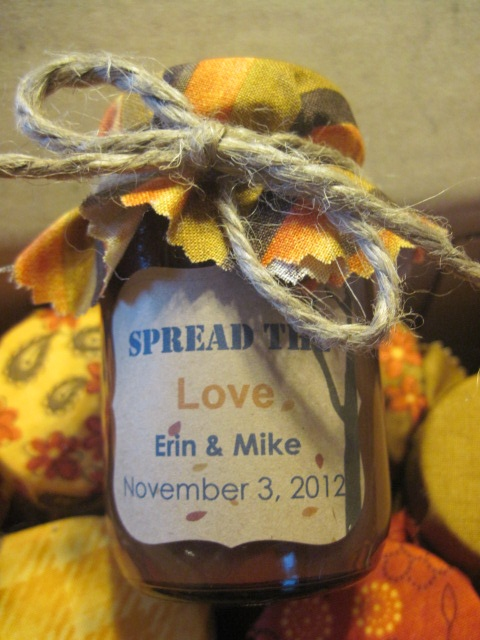 Ideas For Homemade Wedding Favors
