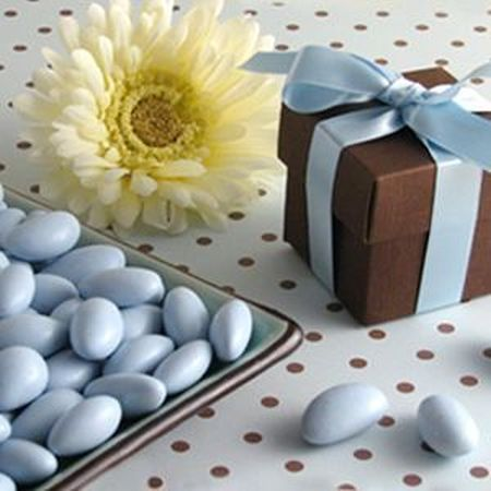 Jordan Almond Wedding Favor Boxes