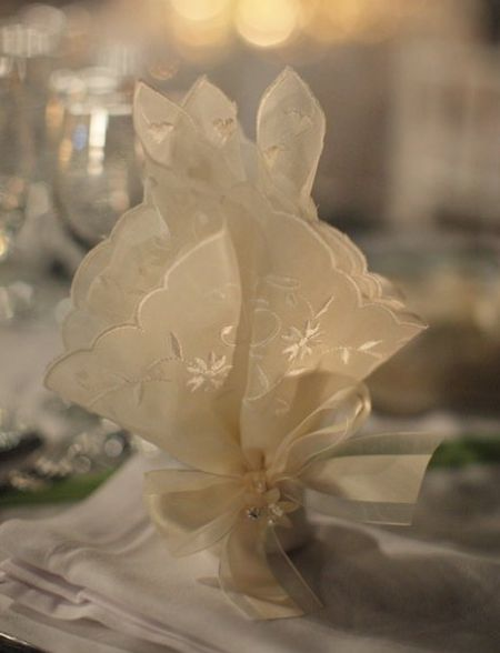 Vintage Jordan Almond Wedding Favor Idea