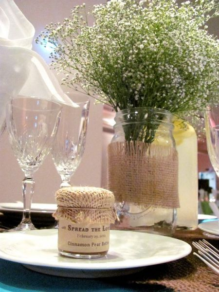 Making Your Own Wedding Favors Creatively