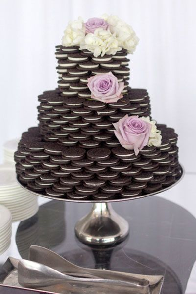 Perfect Oreo Cookie Favor Cake