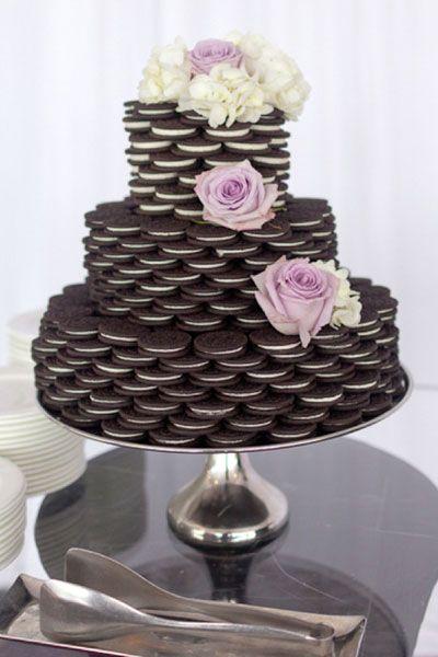 Oreo Cookie Wedding Favors