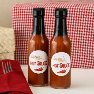 Planning A 50th Birthday Hot Sauce Favor