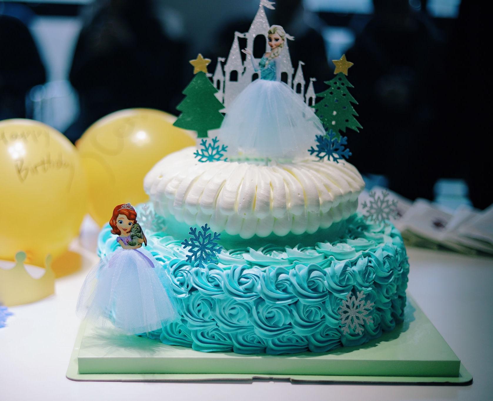 princess-theme-for-1st-birthday
