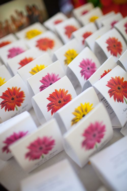 Seed Packet Wedding Favors Idea