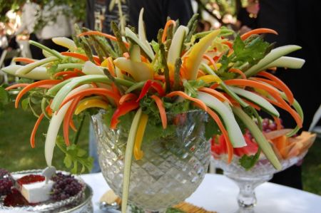 Creative Vegetable Appetizer