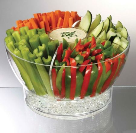 Vegetable Appetizer Cold Bowl