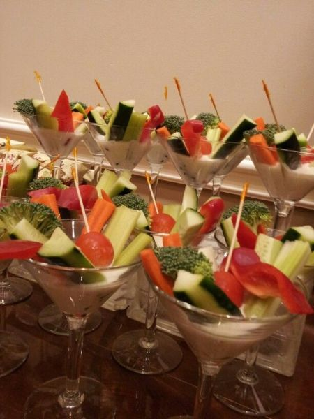Best Vegetable Appetizer