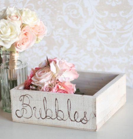 Wedding Favors Bubbles