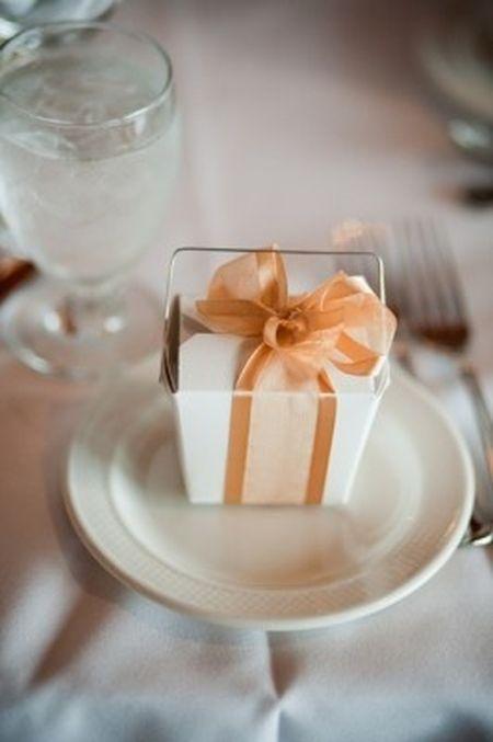 Elegant Wedding Fortune Cookies