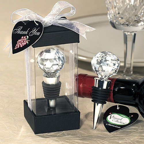 Bottle Stopper Golf Themed Wedding Favors