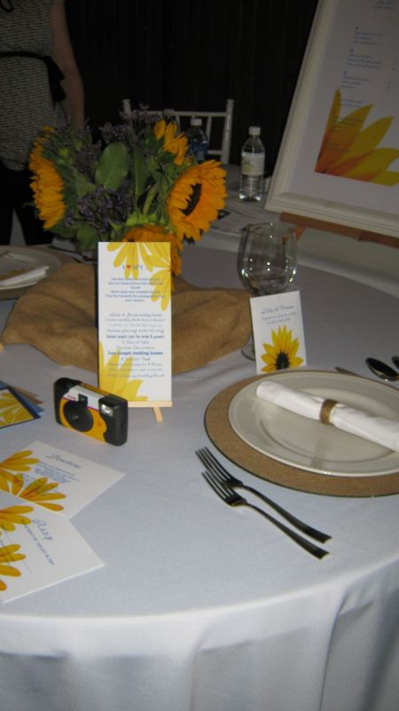 Themed Seed Packet Wedding Favors
